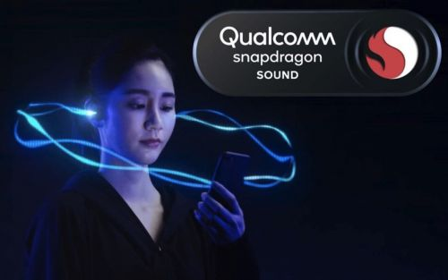 Qualcomm Snapdragon Sound allows optimized audio experience
