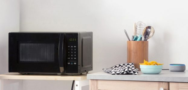Amazon Intros New Alexa-Enabled Smart Microwave