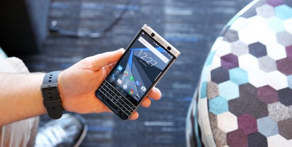BlackBerry Keyone gets an Android Oreo invite-only beta release
