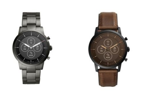 This Hybrid Fossil Watch May Be Using Google's $40 Million Technology