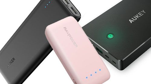 Best power banks in the UAE 2017: the best portable chargers to keep your gadgets going