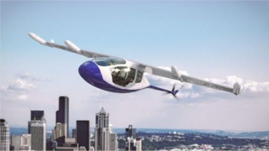 Rolls-Royce Working On Flying Cars As Well