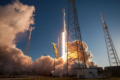 SpaceX set to fly its final Block 4 version of the Falcon 9 on Friday