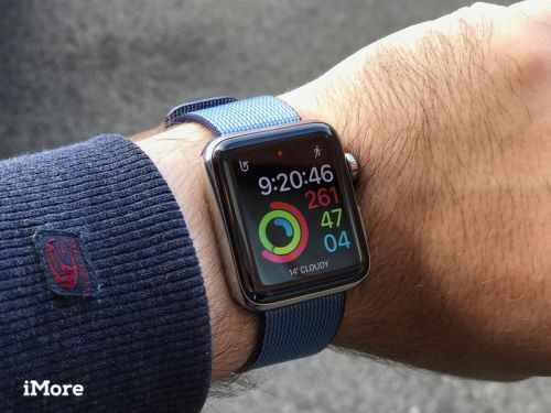 How to set goals and view progress in Activity for Apple Watch