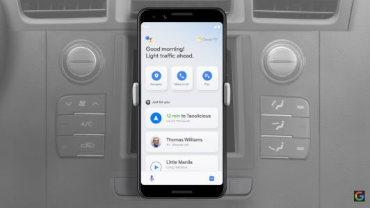 Google Assistant Driving Mode Finally Rolling Out To Users
