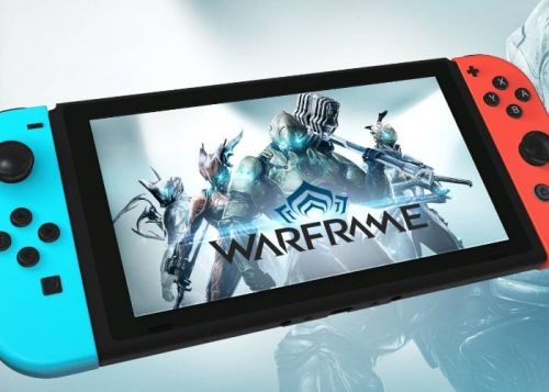 Warframe Nintendo Switch edition soon available for free