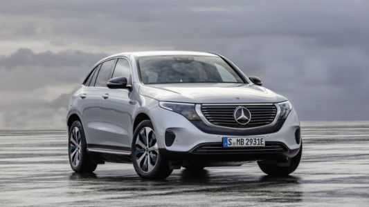 New Mercedes EQC All Electric SUV Shown Off On Video