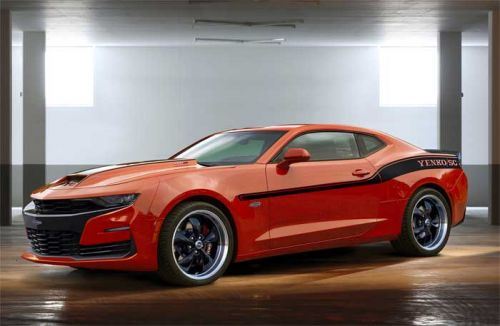 2019 Yenko Stage II Camaro has 1000hp