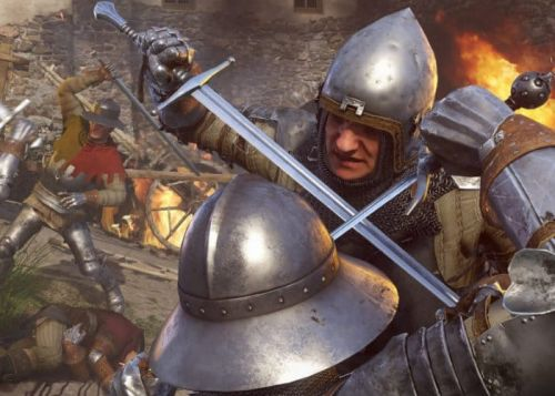 Kingdom Come Deliverance Ultimate Immersion Photorealistic mod demonstrated