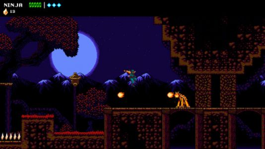 The Messenger is a Ninja Gaiden homage that is more than it appears