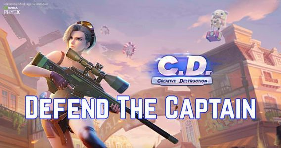 Creative Destruction Definitive Defend The Captain Mode Guide