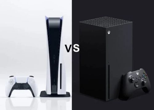 PlayStation 5 vs Xbox Series X graphics performance playing Watch Dogs Legion