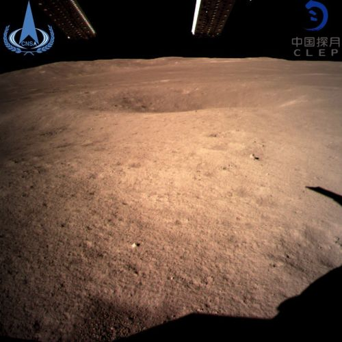 China's Moon Rover Finds Mysterious Minerals On The Far Side Of The Moon