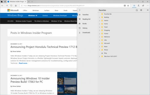 Announcing Windows 10 Insider Preview Build 17074 for PC