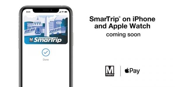 Apple Pay With Express Transit Mode Coming to D.C. Metro in 2020