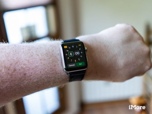 How to create and manage alarms on Apple Watch