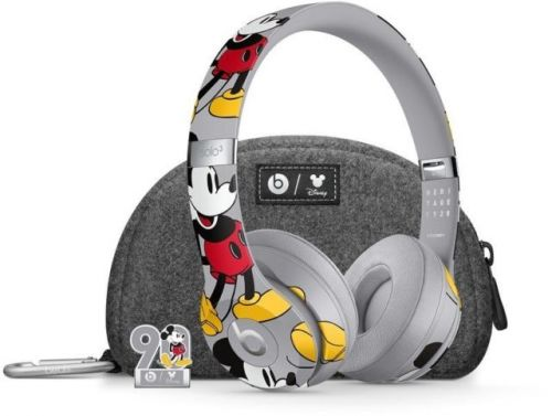 Limited Edition Mickey Mouse Beats Solo 3 Headphones Launched