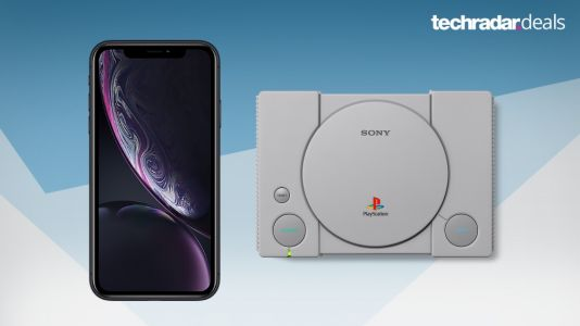 Get a free PlayStation Classic with these already affordable iPhone XR deals
