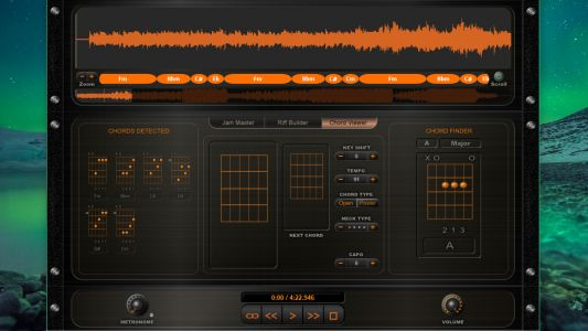 Fender's Riffstation Pro is now free - get the chords for any song on your desktop
