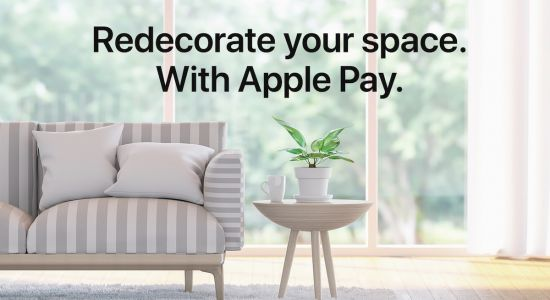 Apple Pay Promo Offers 10% Off Furniture Orders With Hayneedle