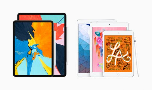 Apple updates $499 iPad Air, $399 iPad mini ahead of services event next week