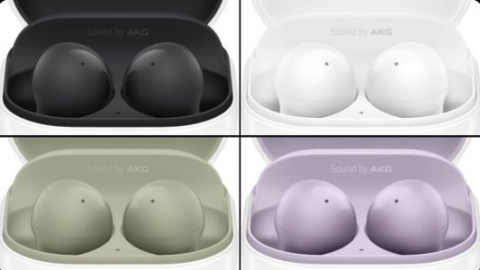 Samsung Galaxy Buds 2 images leaked ahead of launch