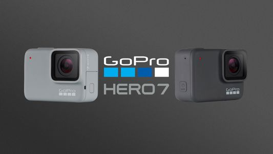 GoPro HERO7 Silver and HERO7 White, Revealed To Be Powered by Qualcomm