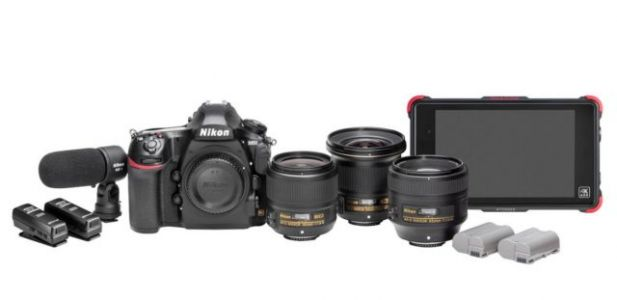 Nikon D850 Filmmaker Kit Launched In The US