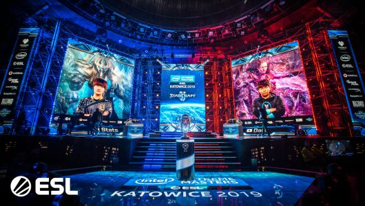 15 years of esports and Intel