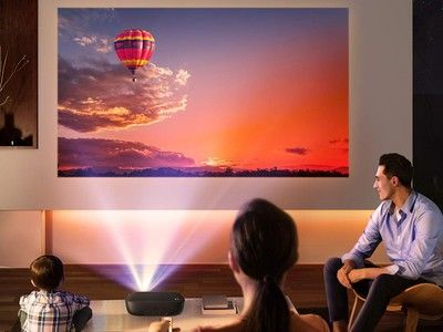 Save big on Anker's Nebula projectors and watch your media anywhere