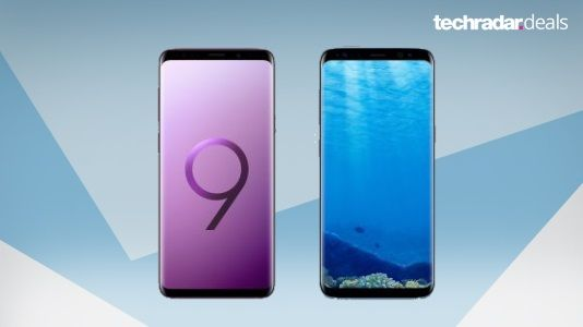 Samsung just cut the price of Galaxy S9 and S8 handsets by £100+