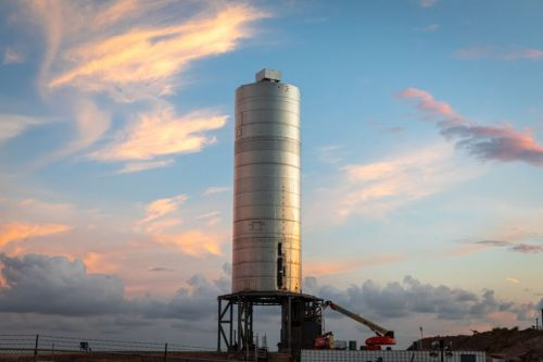 Today may be the day SpaceX's Starship prototype takes flight