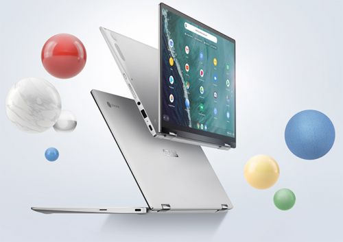 The ASUS Chromebook Flip C434: A Convertible Chromebook with Premium Features