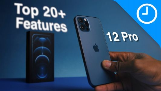 IPhone 12 Pro: Top features