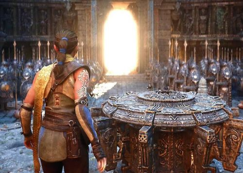 Unreal Engine 5 trailer analysed by Digital Foundry