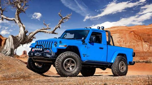 Jeep J6 Concept is what 2-door Gladiator fans wanted