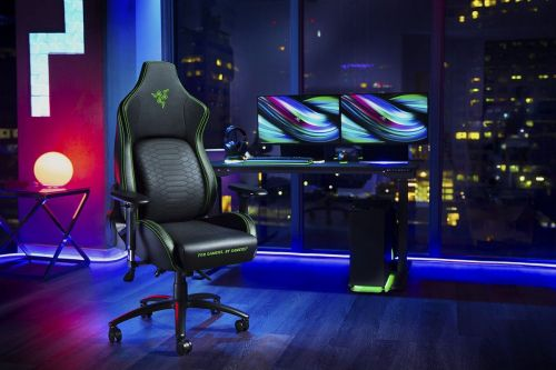 Check It Out, Razer Now Makes Gaming Chairs