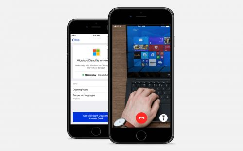 Be My Eyes for Android adding Microsoft tech support for blind or impaired customers