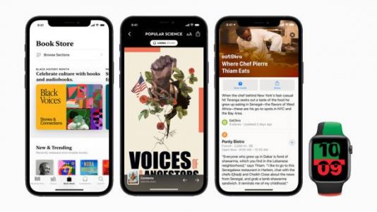 IOS 14.4 now available with bug fixes and a new Unity watch face
