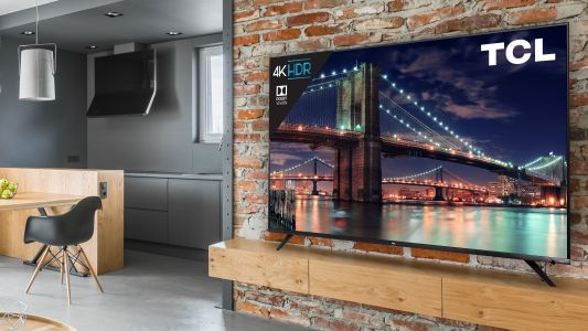 TCL's impressive 6-Series 4K Roku TVs finally have a release date and price