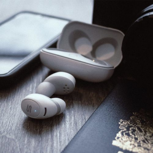 Soul Electronics' new Emotion wireless earphones are sleek and affordable
