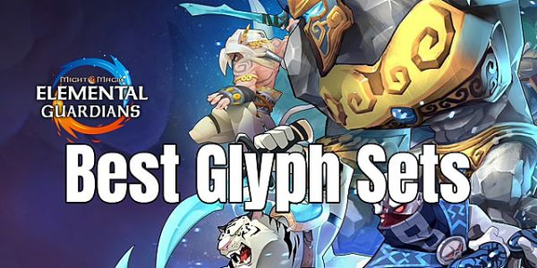 The Most Powerful Glyph Combo In Might & Magic: Elemental Guardians