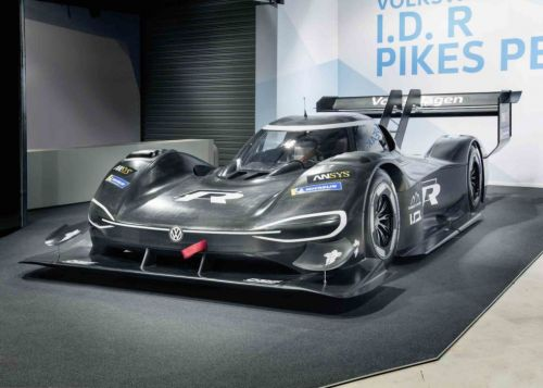 670 horsepower and 0-60 in 2.2 seconds: The Volkswagen I.D. R Pikes Peak