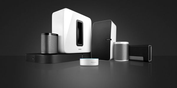 Sonos holding media event in San Francisco on June 6, sound bar with Alexa possible