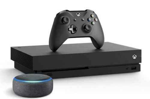 Amazon Bundles Echo Dot With Every Purchase Of An Xbox One