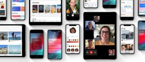 Apple's iOS 12 Now On 10 Percent Of Devices