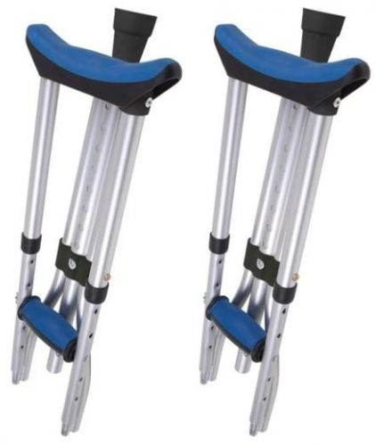 Relieve the pressure and stay mobile with these crutches