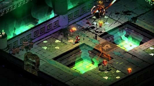 Hades is coming to Steam Early Access in December