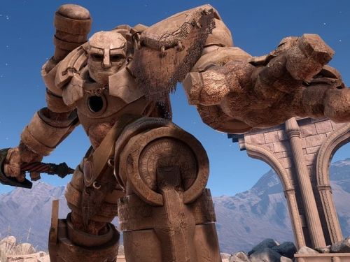 Golem PlayStation VR game launch delayed until next year
