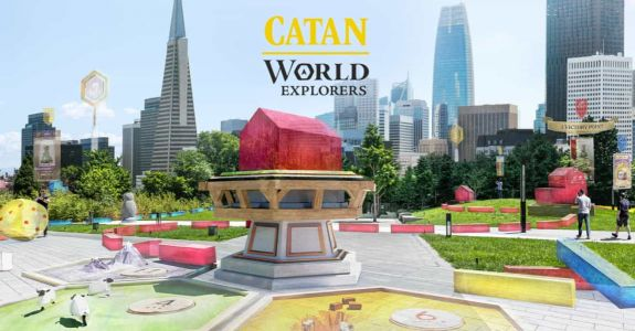 Niantic's Next AR Game Is Based On The Strategy Franchise Catan